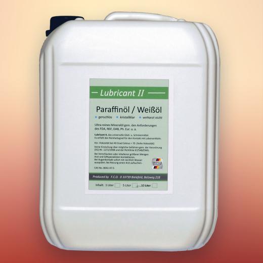 Paraffinöl, medizinische Qualität, hochviskos (5 Liter)
