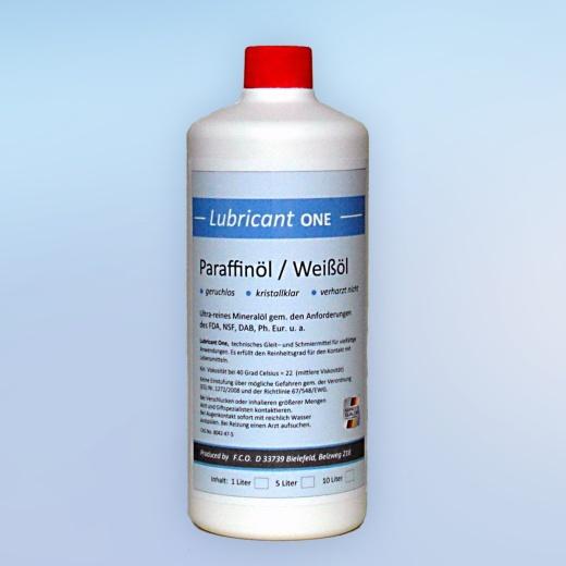 Paraffinöl, medizinische Qualität, mittelviskos (1 Liter)