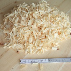 Zirbenflocken, Nachfüllbeutel für 40x40 - 40x60 cm