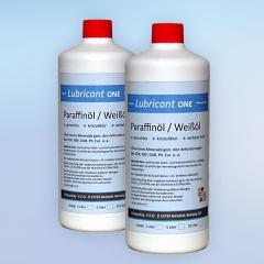 Paraffinöl, medizinische Qualität, mittelviskos (2x 1 Liter)
